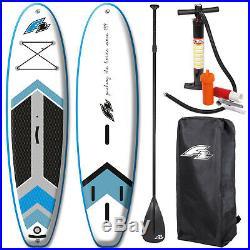 F2 Team Windsurf Inflatable Sup Set 10,5 Windsurfoption Testboard