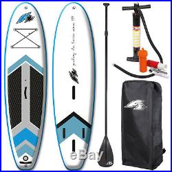 F2 Team Windsurf Inflatable Sup Set 11,6 Windsurfoption + Paddel Testboard