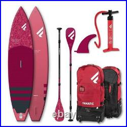 FANATIC Diamond 11.6 Air Touring Inflatable Sup Stand up Paddle Board Carbon