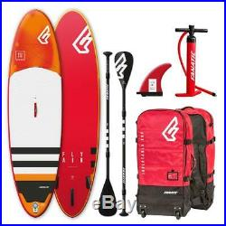 FANATIC Fly Air Premium 9.8 inflatable SUP Windsurf Stand up Paddle Board 294cm