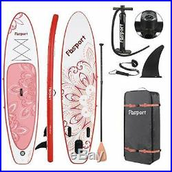 FBSPORT 3m PVC Inflatable SUP Board Set with Pump, Stand Up Paddle Board Set