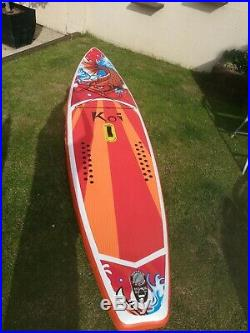 FEATH-R-LITE Inflatable Stand Up Paddle Board Brand New