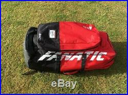 Fanatic Fly Air Premium 10.6 Inflatable Paddle Board / SUP/ Windsurf SUP- Used