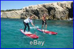 Fanatic Fly Air Premium 10.8 inflatable SUP Windsurf Stand up Paddle Board Surfb