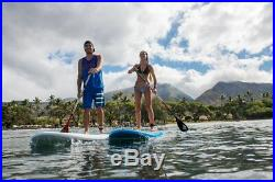 Fanatic Fly Air inflatable 10.4 SUP Stand up Paddle Board Surfboard