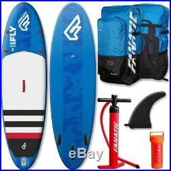 Fanatic Fly Air inflatable 10.8 SUP Stand up Paddle Board Surfboard