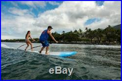 Fanatic Fly Air inflatable 9.8 SUP Stand up Paddle Board Surfboard