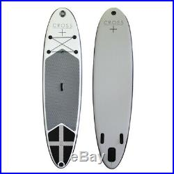 GUL CROSS 10' 7 Inflatable Stand Up Paddle Board Package