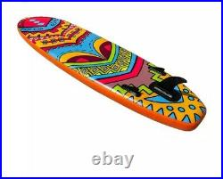 HLSUP Inflatable Stand up Paddle Board + Accessories