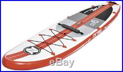 INFLATABLE STAND UP PADDLE BOARD ISUP ZRAY A1 PREMIUM 9ft 10