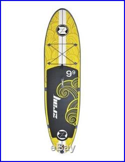 INFLATABLE STAND UP PADDLE BOARD ISUP ZRAY X1 PREMIUM 9ft 9
