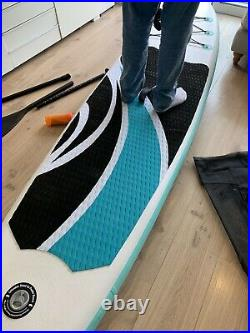 Inflatable 10 ft 5 Stand Up Paddleboard + accessories Included SUP