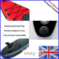 Inflatable Paddle Board 10FT 6IN UK SUP Board Package Stock Fast Delivery