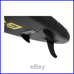Inflatable Paddle Board SUP 10ft Stand Up Paddleboard Accessories 6 Thick Surf