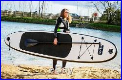 Inflatable Paddle Board Sets Stand UP Paddleboard 10ft & 10ft6 HIKS SUP Boards