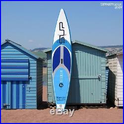 Inflatable Stand Up Paddle Board 12.6 SUP iSUP Bag Paddle Pump & Accessories