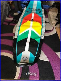 Inflatable stand up paddle board Used Once Only £350 I Paid