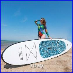 Inflatable sup stand up paddle board 10ft. FREE UK DELIVERY