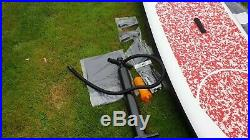 Inflatable sup stand up paddle board double layer 10ft