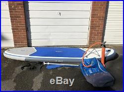 Itiwit Inflatable Stand Up Paddle Board 107 Inc. Paddle, Pump And Bag