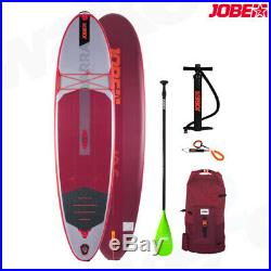 JOBE YARRA INFLATABLE SUP PACKAGE RED 10.6 2021 Paddle Board Brand New