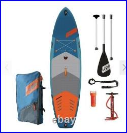 JP Australia AllroundAir LE 3DS Inflatable SUP Package 10.6 2020 Paddle Board
