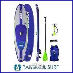 Jobe 2019 Desna iSUP Stand Up Paddle Board 10'0 Inflatable Package All Round