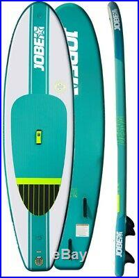 Jobe Aero Desna Inflatable Stand Up Paddle Board SUP 10'0 x 32 INC Paddle