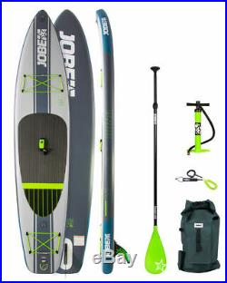 Jobe Duna Expedition (2019) 11.6 Inflatable Stand Up Paddle Board Package SUP
