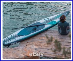 Jobe Neva Inflatable 12ft 6 SUP Paddle Board Set