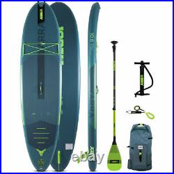 Jobe Yarra 10.6 Aero Inflatable Paddle Board SUP Package 2021 Teal
