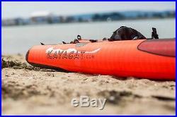 Kayacat Puma Inflatable Kayak/SUP Denim Blue
