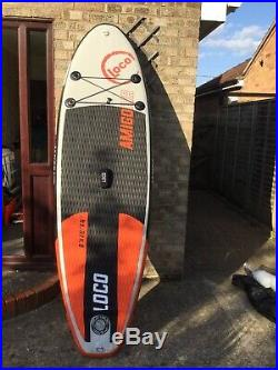Loco Amigo Kids Inflatable Stand Up Paddle Board iSUP SUP