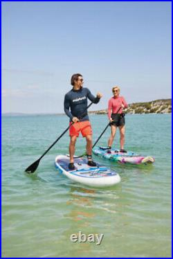 Mistral Inflatable Stand-Up Paddle Board SUP Complete Set-Up / Kayak LAST ONE