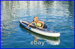 Mistral Inflatable Stand-Up Paddle Board SUP Complete Set-Up Plus Kayak Kit