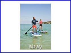 Mistral Inflatable Stand Up Paddle Board SUP Set 10'5 Made in Europe NEW RP£550