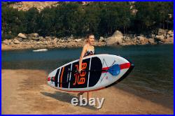 NEW FunWater Brand 11ft X-Long Inflatable Stand Up Paddle Board Set SALE 80% OFF