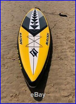 Naish SUP Nisco 12'6 inflatable SUP (iSUP) touring/racing Stand Up Paddleboard
