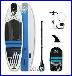 O'Neill Pro 10.6 Sup Board Stand Up Paddle Surf-Board Inflatable Isup Aqua