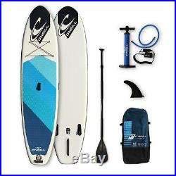O'Neill Sup Board Stand Up Paddle Inflatable Santa Fade 10' 2 X 33 x 5 Set