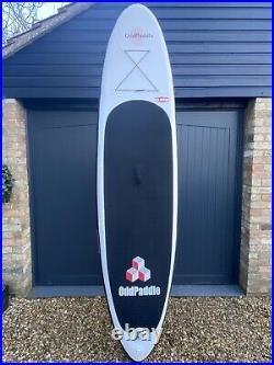 ODDPaddle Inflatable Stand Up Paddle Board, 320x84x15cm -Weight 7kg brand new