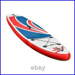 Paddle Board Inflatable SUP Paddleboard Stand Up Surfboard 10ft 10' Complete Set