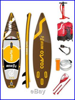 Paddle board ISUP Coasto Nautilus 11ft 6 Inflatable Stand Up SUP 350cm SALE