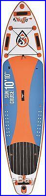 Paddle board ISUP Skiffo Sun Cruise 10ft 10 Inflatable Stand Up Paddle Board SUP