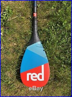 RED Inflatable Paddle Board Sport 11ft 3 SUP Including Carbon 50 Paddle