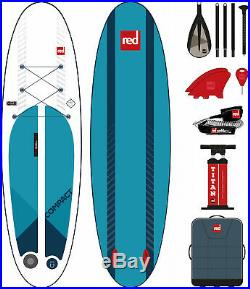 Red Paddle 9ft 6 Compact Inflatable Sup Package 2020