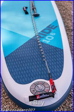 Red Paddle Co 10'6 MSL Ride SE 2020 Inflatable SUP bought in august used twice