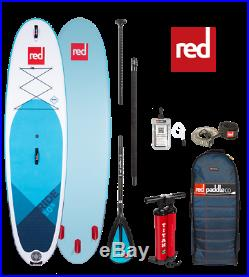Red Paddle Co 10'6 Ride 2020 MSL Inflatable SUP Stand Up Paddle Board Package