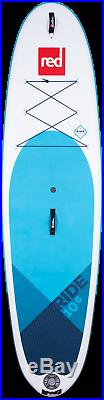 Red Paddle Co 10'6 Ride Inflatable SUP Paddle Board