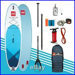 Red Paddle Co 10ft 8 Ride Msl Inflatable Sup 2019 Package